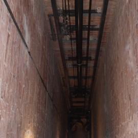 Montacargas 1.000 kg en atmosfera explosiva (ATEX 21)