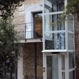 vimec-home-lift-struttura-portante-vetro-due-fermate