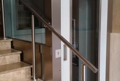 Cota 0 y elevador vertical
